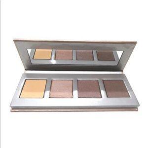 Mally Romantic Brown Eyeshadow Palette